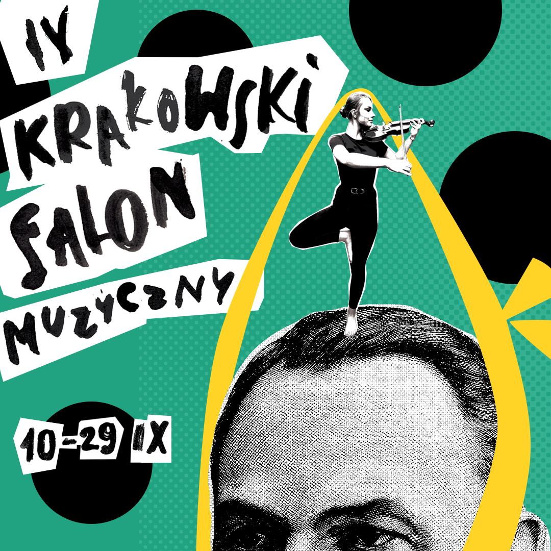 Rusza IV Krakowski Salon Muzyczny