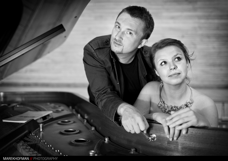 Duet: Agata Schmidt & Bartłomiej Wezner
