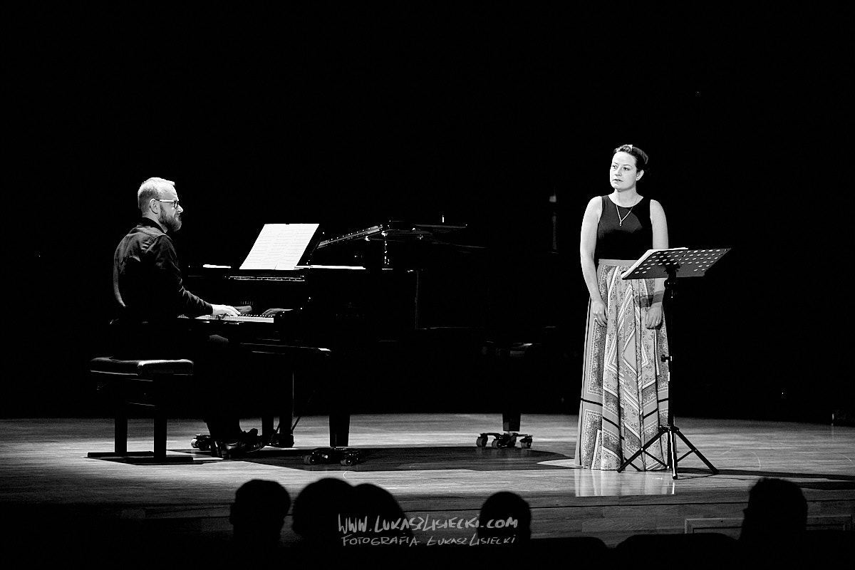 Duet: Hanna Hipp & Grzegorz Mania