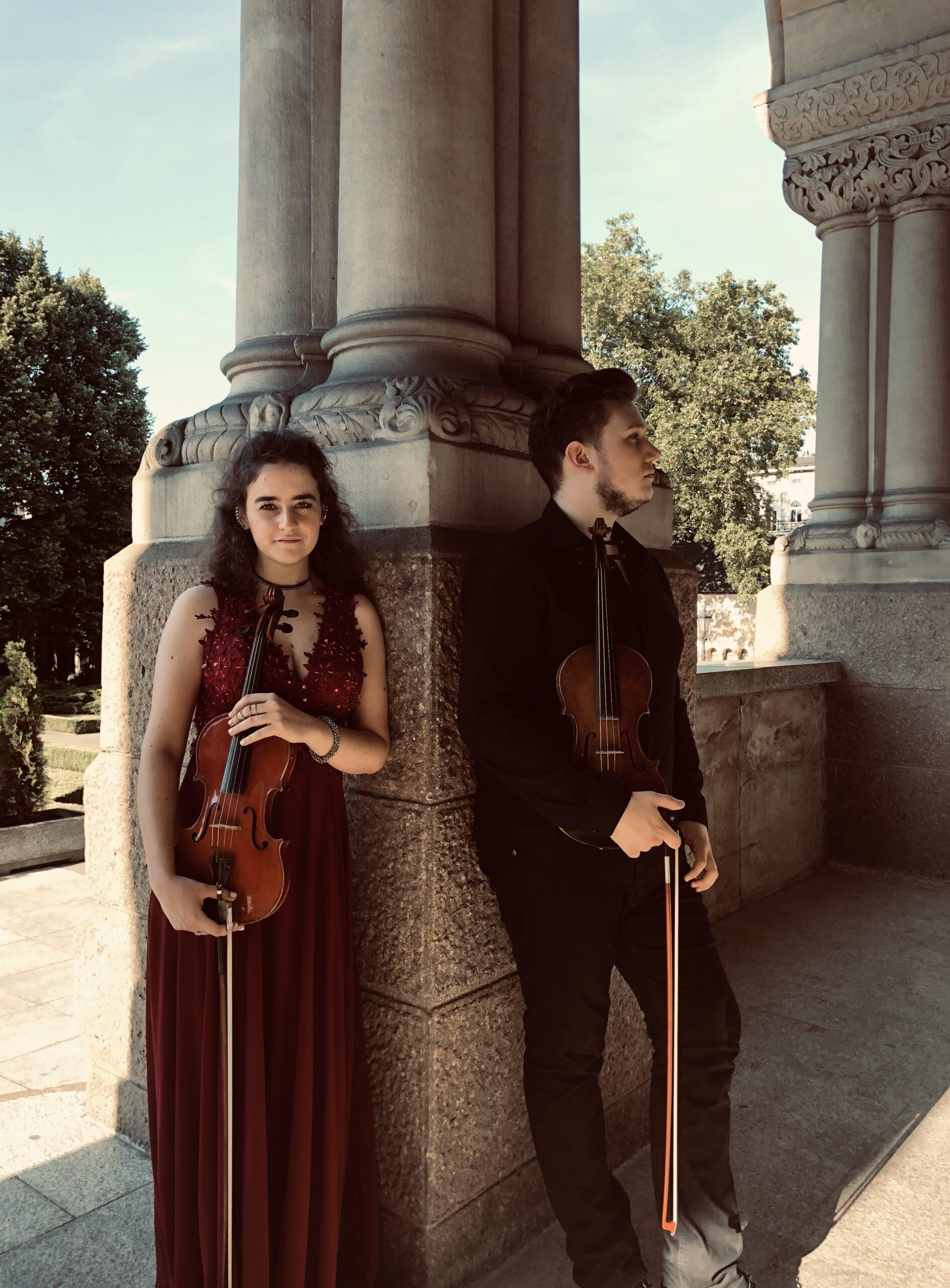 Gidaszewska/Łaguniak Duo - Polish Violin Duo