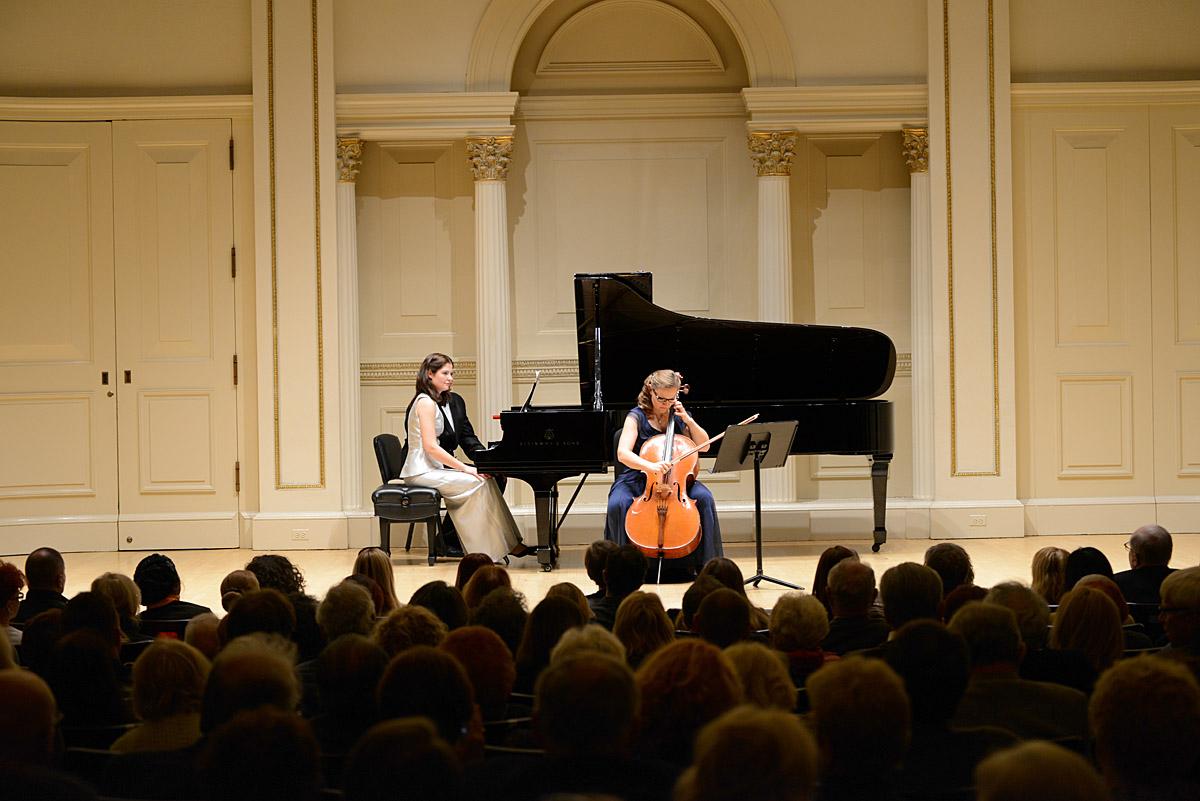 Duet: Karolina Jaroszewska & Julia Samojło