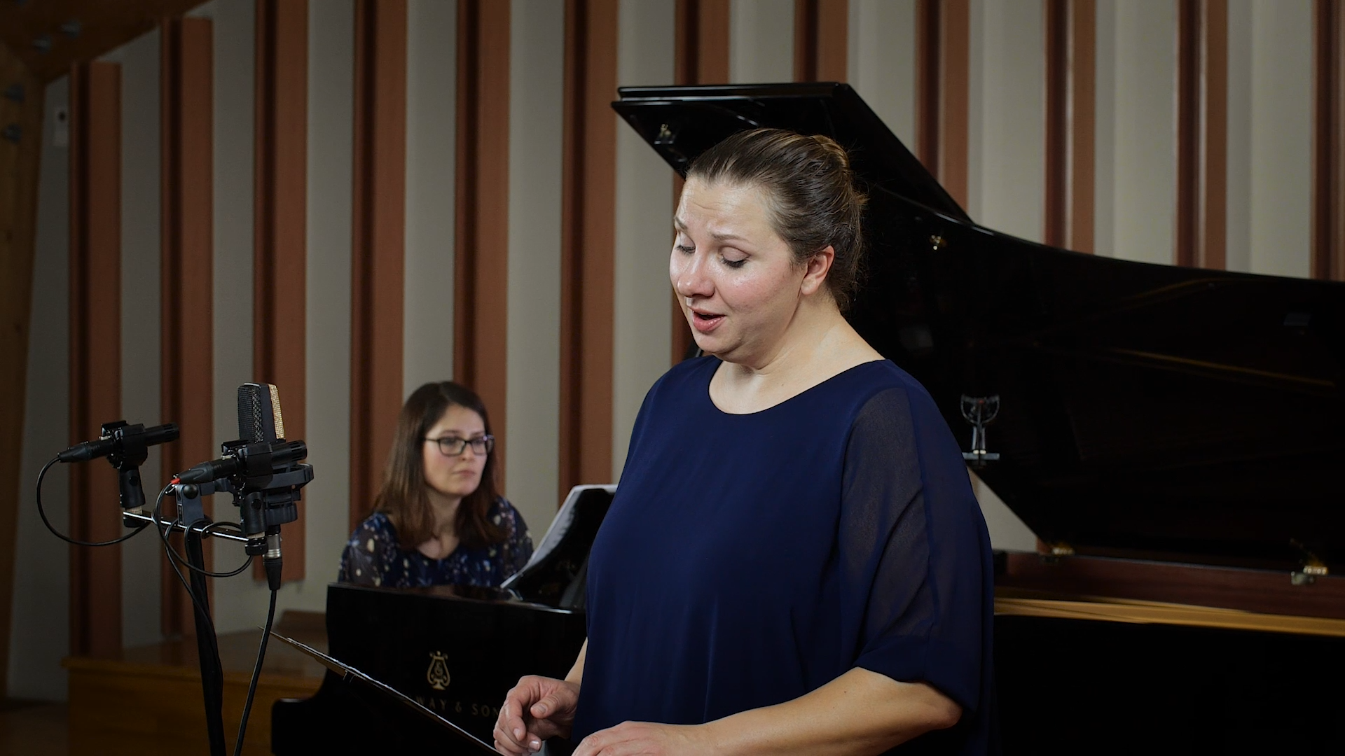 Duet: Magdalena Molendowska & Julia Samojło