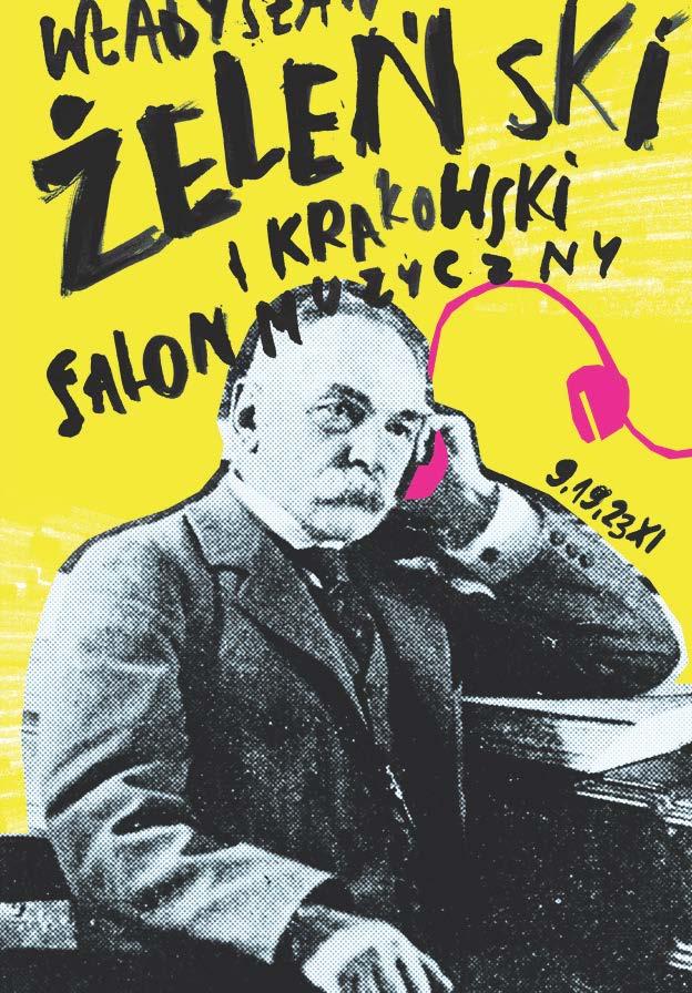 Władysław Żeleński i krakowski salon muzyczny