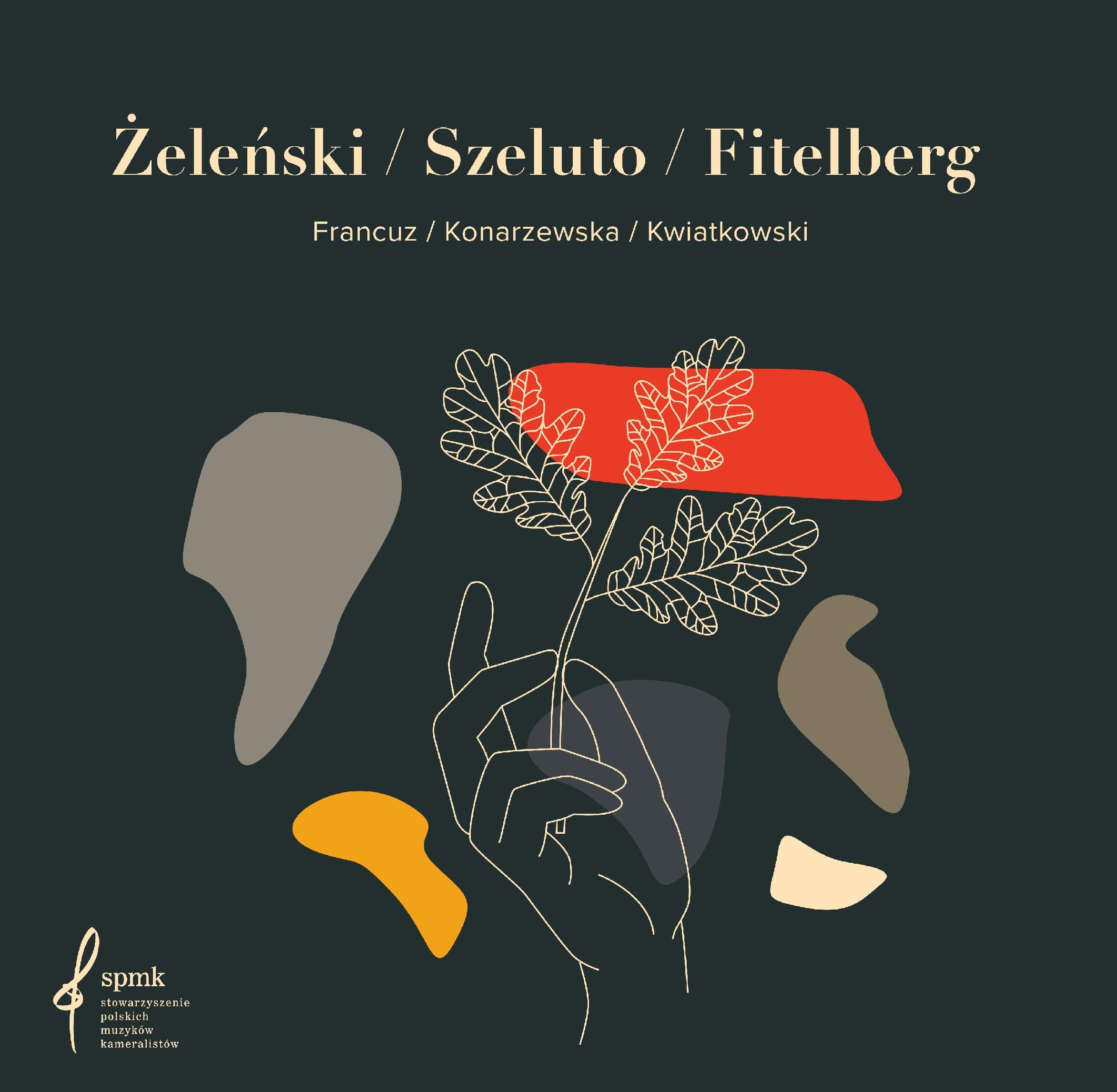 Tria fortepianowe – Żeleński, Szeluto, Fitelberg