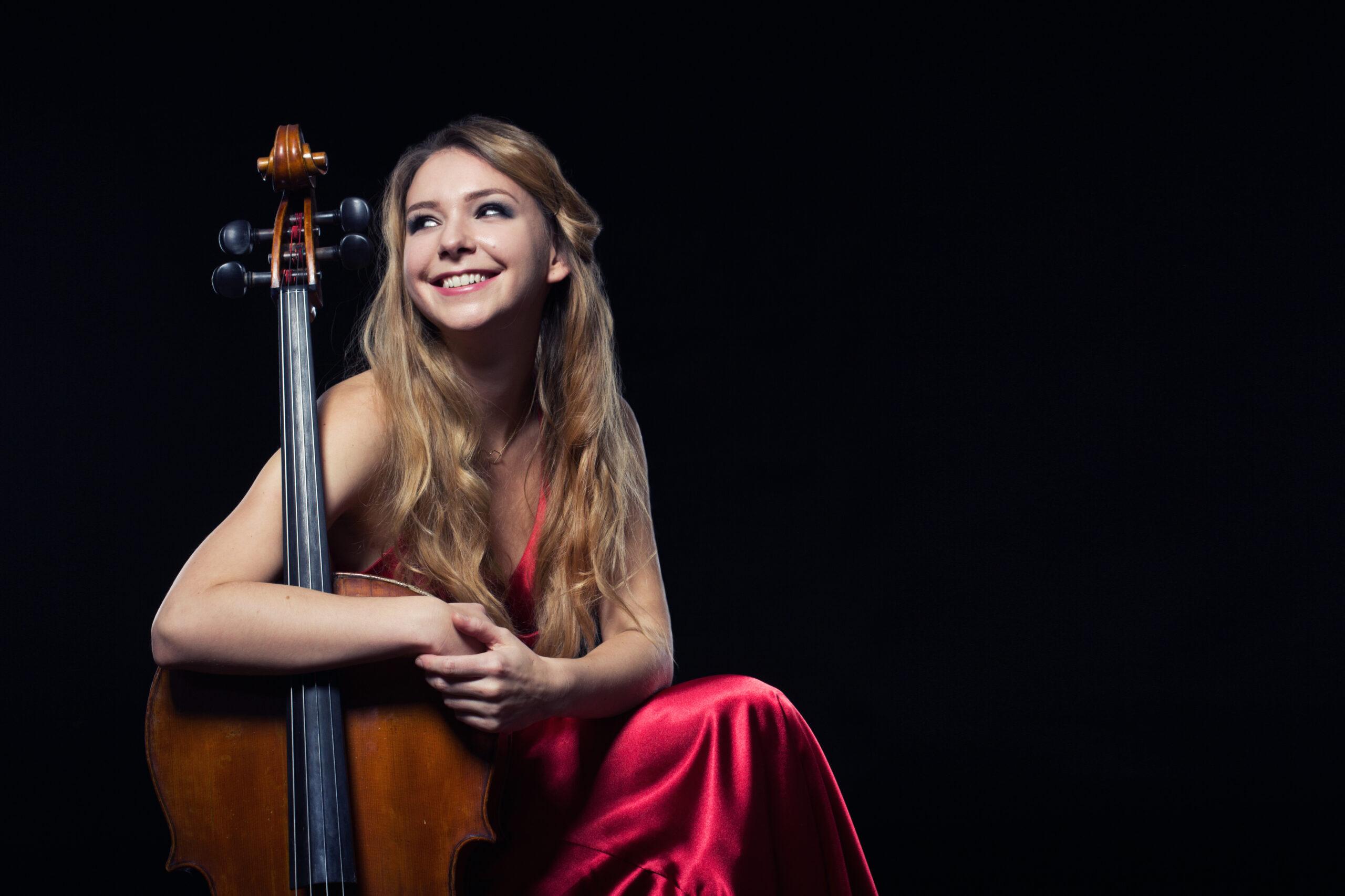 Magdalena Bojanowicz-Koziak (wiolonczela)