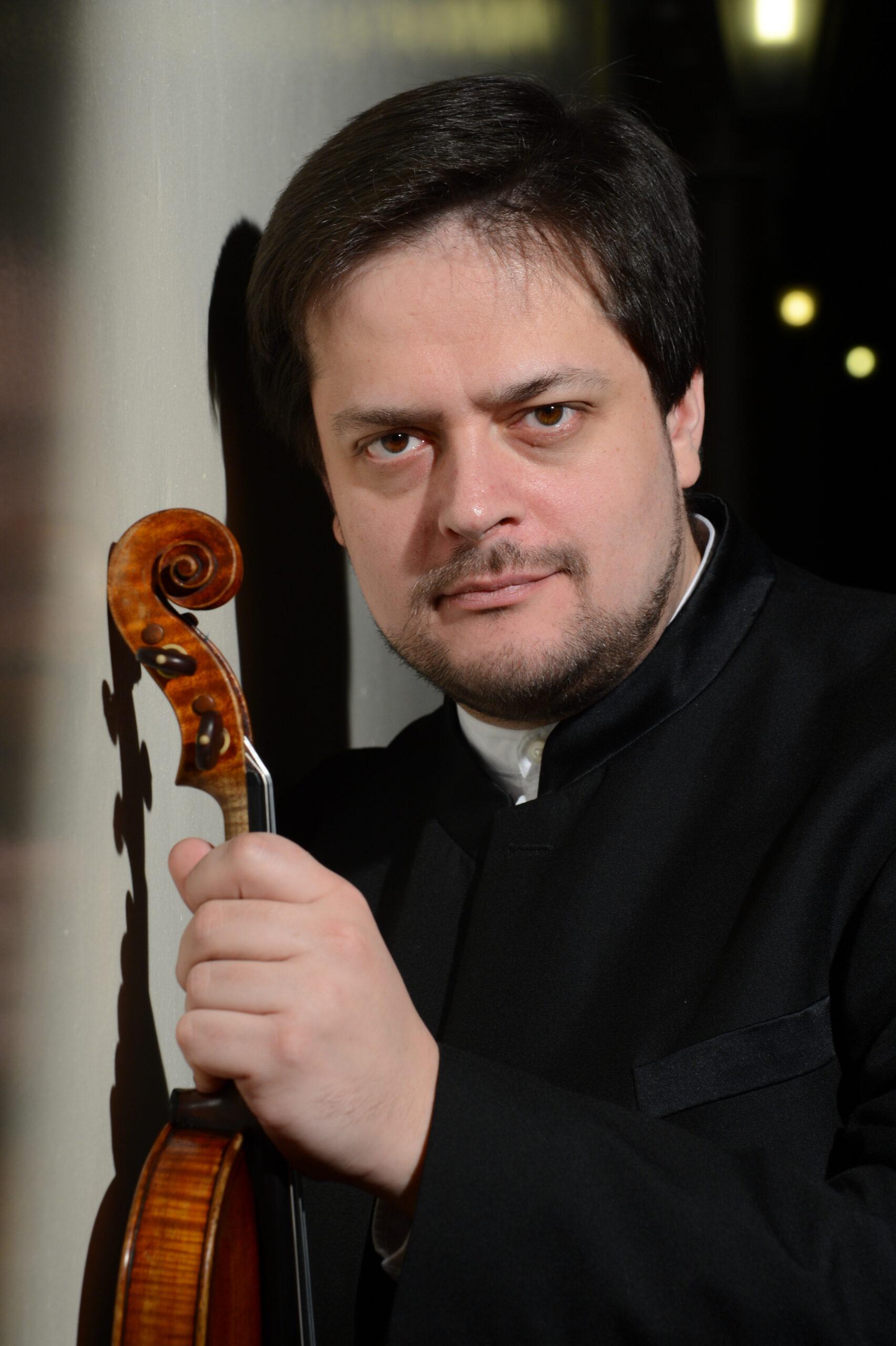 Yuri Zhislin (skrzypce)